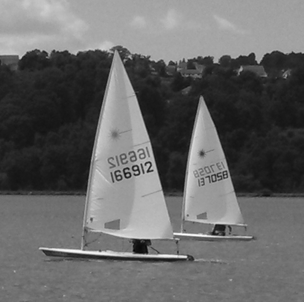 Lasers upwind - closer - cropped