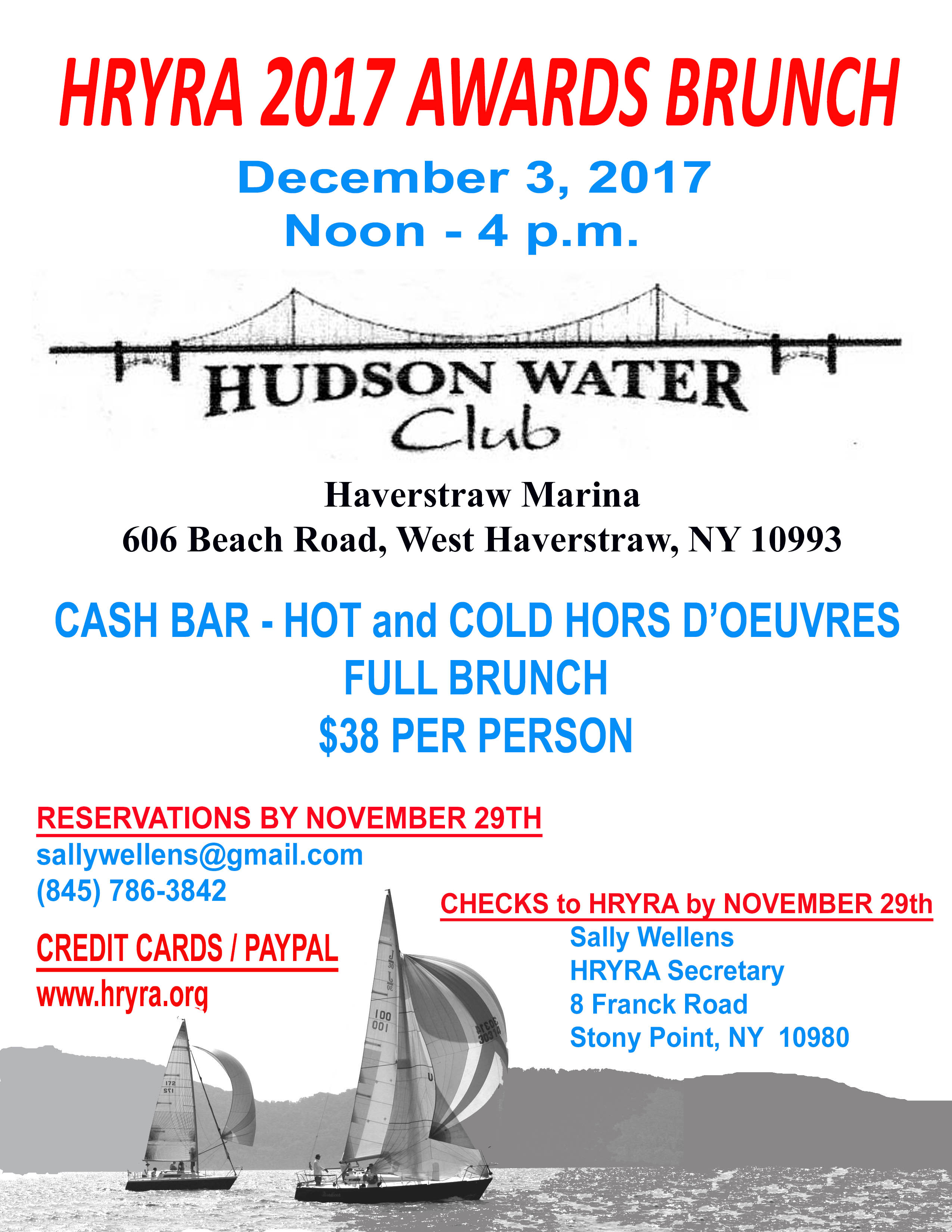 past events archive hudson river yacht racing association